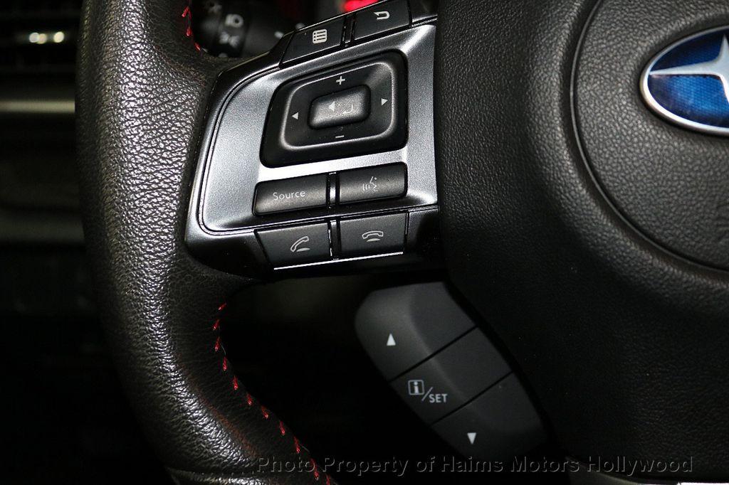 2016 Subaru WRX 4dr Sedan Manual Premium - 18047709 - 25