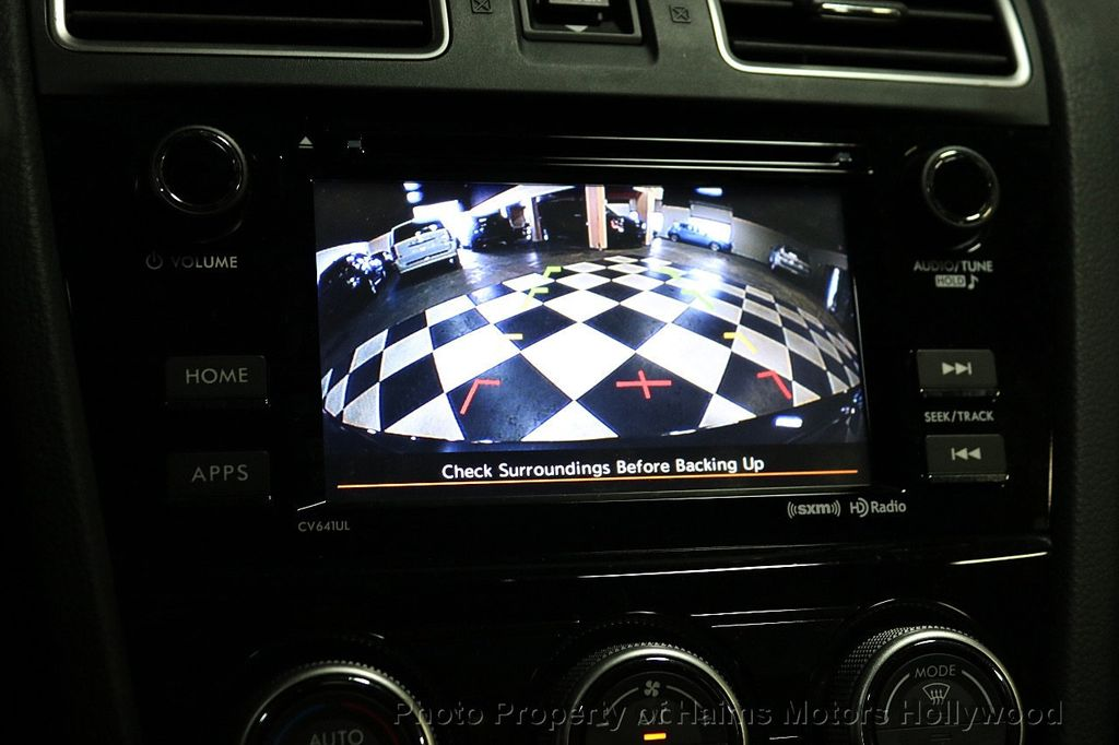 2016 Subaru WRX 4dr Sedan Manual Premium - 18047709 - 32