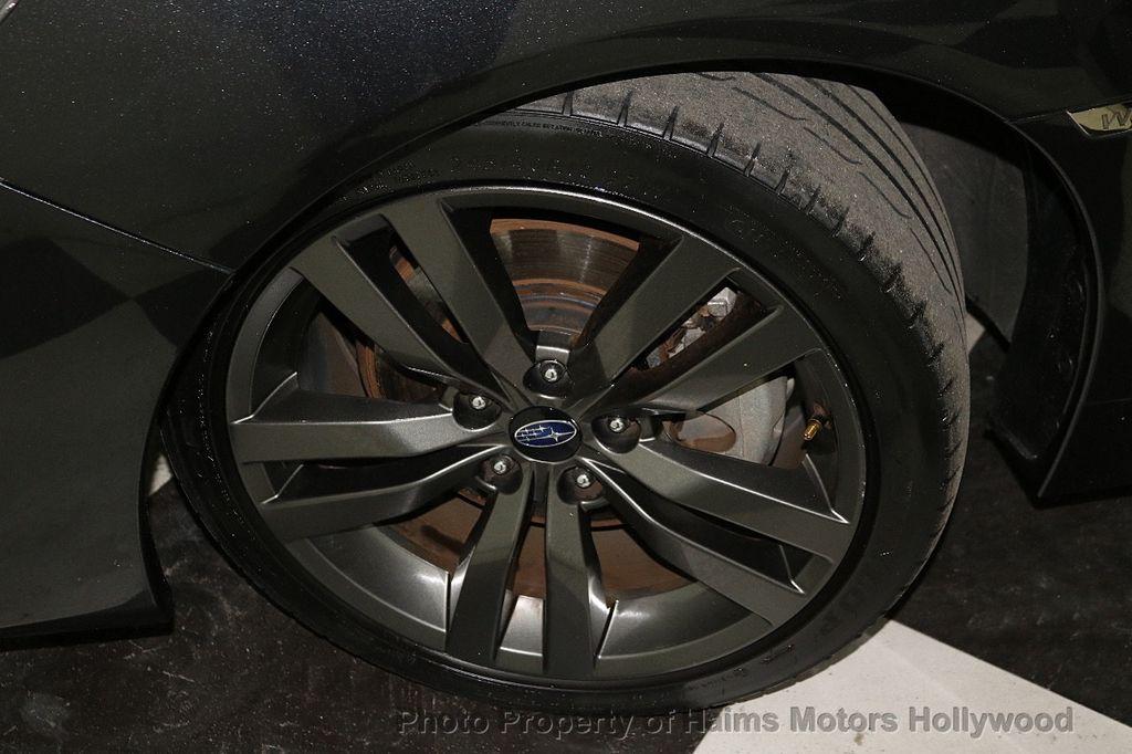2016 Subaru WRX 4dr Sedan Manual Premium - 18047709 - 33