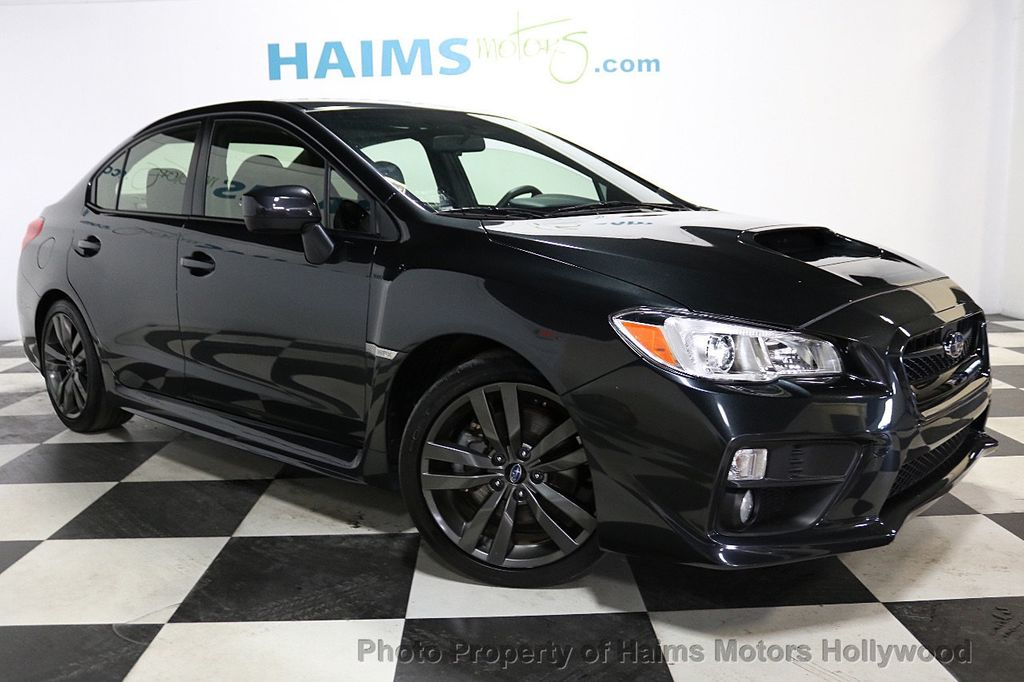 2016 Subaru WRX 4dr Sedan Manual Premium - 18047709 - 3