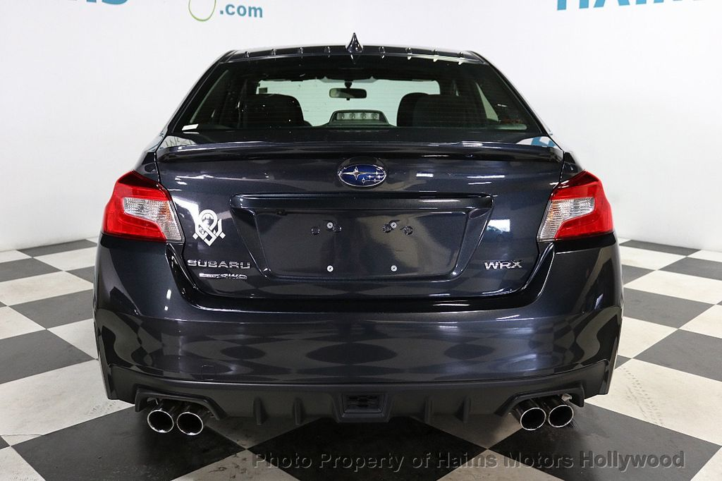 2016 Subaru WRX 4dr Sedan Manual Premium - 18047709 - 5