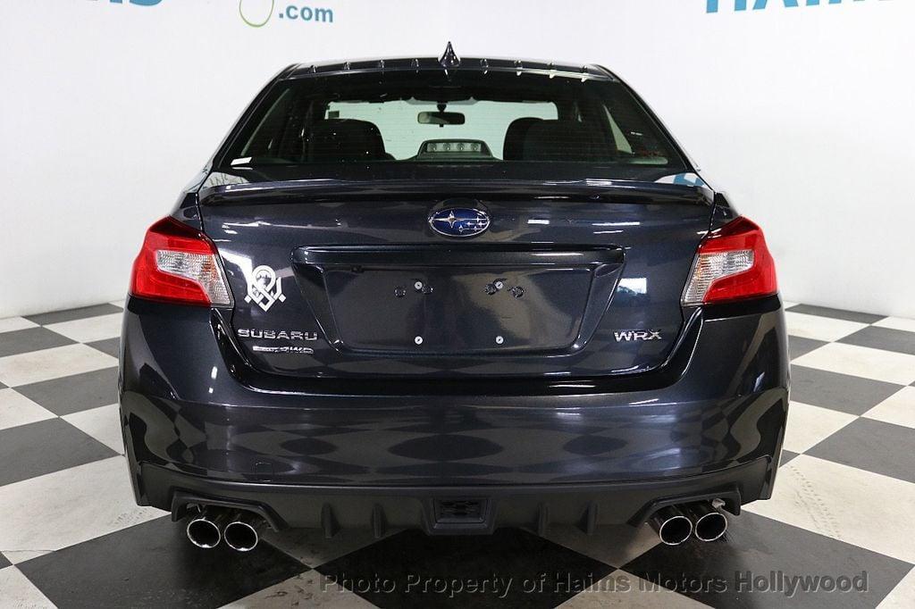 2016 Subaru WRX 4dr Sedan Manual Premium - 18047709 - 5
