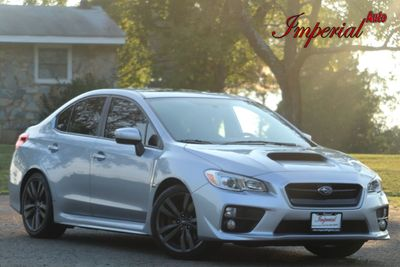 2016 Subaru WRX 4dr Sedan Manual Premium