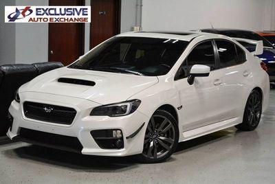 2016 Subaru WRX Premium Sedan