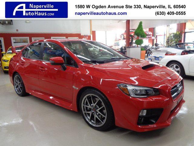 [SCHEMATICS_4FR]  2016 Used Subaru WRX STI 4dr Sedan Limited w/Wing Spoiler at Naperville  Auto Haus, IL, IID 18474916 | 2016 Subaru Wrx Without Wing |  | Naperville Auto Haus