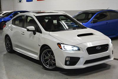 2016 Subaru WRX STI Limited w/Lip Spoiler - Click to see full-size photo viewer
