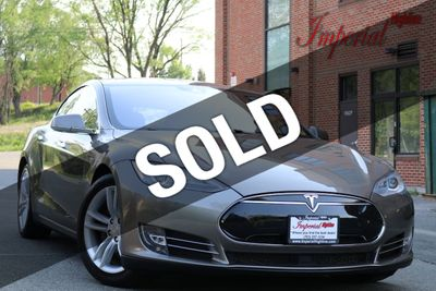 2016 Tesla Model S 2016.5 4dr Sedan AWD 70D