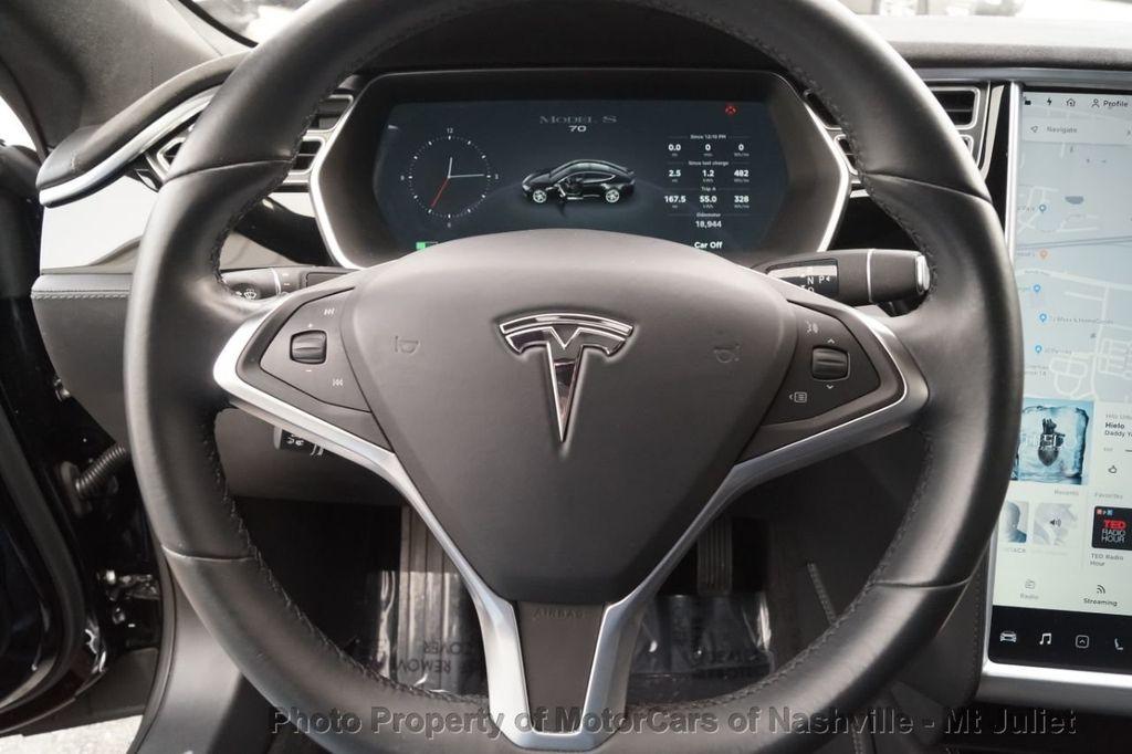 2016 Tesla Model S 2016.5 4dr Sedan RWD 70 kWh Battery - 18614617 - 28