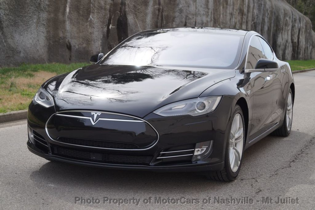 2016 Tesla Model S 2016.5 4dr Sedan RWD 70 kWh Battery - 18614617 - 2