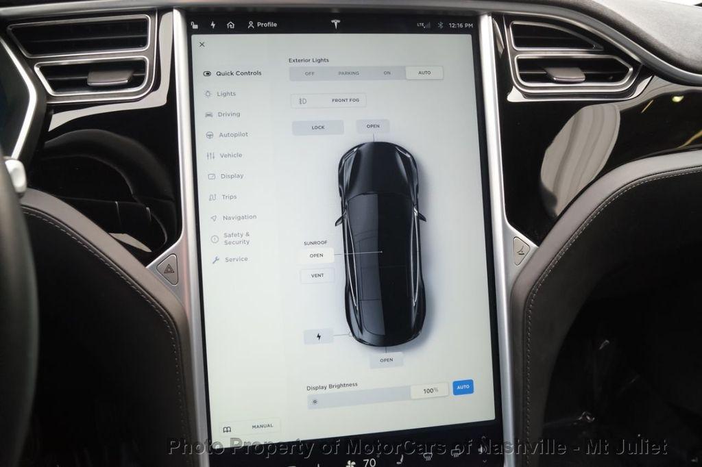 2016 Tesla Model S 2016.5 4dr Sedan RWD 70 kWh Battery - 18614617 - 37
