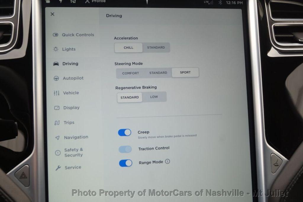 2016 Tesla Model S 2016.5 4dr Sedan RWD 70 kWh Battery - 18614617 - 39