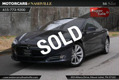 Used Tesla Model S At Motorcars Of Nashville Mt Juliet