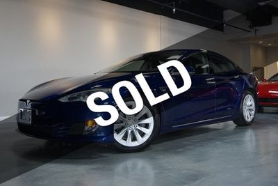 2016 Tesla Model S 4dr Sedan AWD 90D