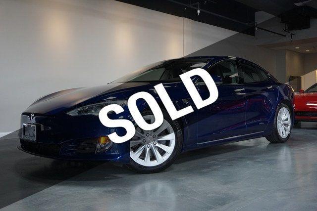 2016 Tesla Model S 4dr Sedan AWD 90D