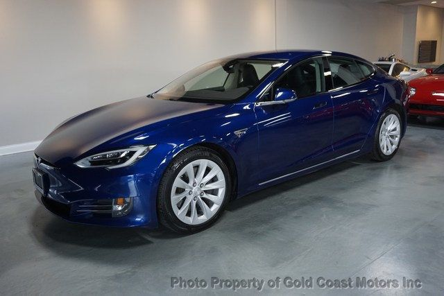 2016 Tesla Model S 4dr Sedan AWD 90D - Click to see full-size photo viewer