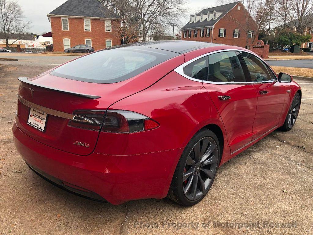 2016 Tesla Model S Tesla Model S 2016.5 P90D - 18401809 - 7