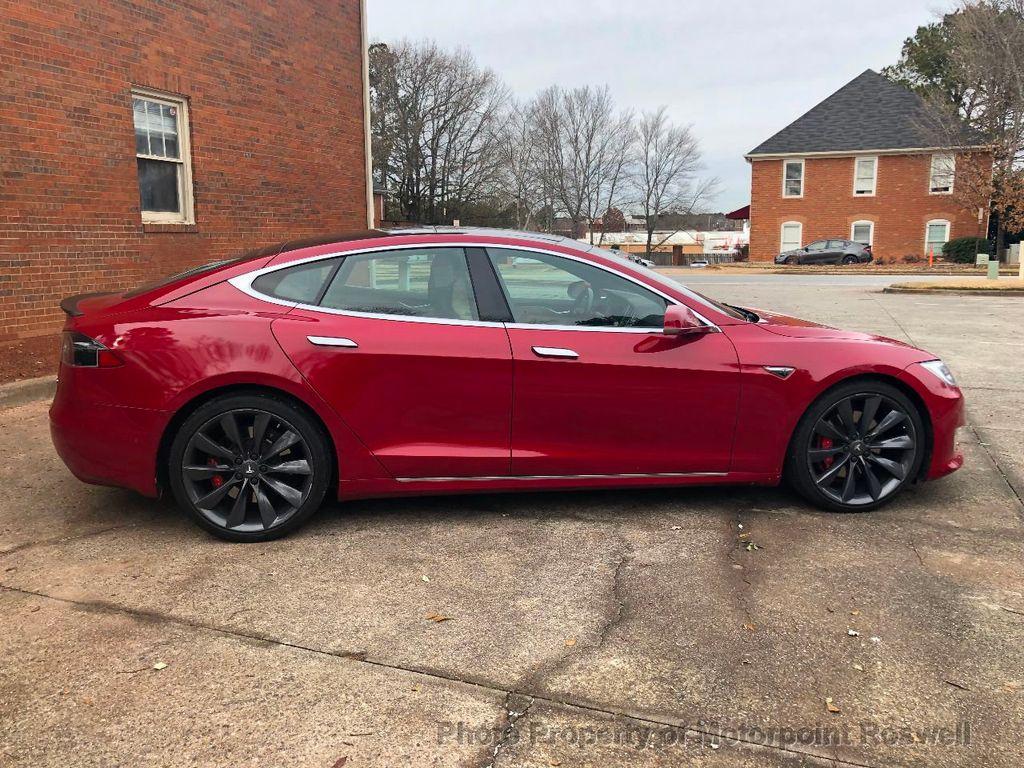 2016 Tesla Model S Tesla Model S 2016.5 P90D - 18401809 - 8