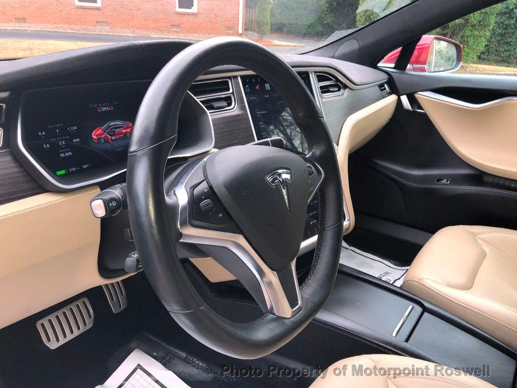 2016 Tesla Model S Tesla Model S 2016.5 P90D - 18401809 - 14
