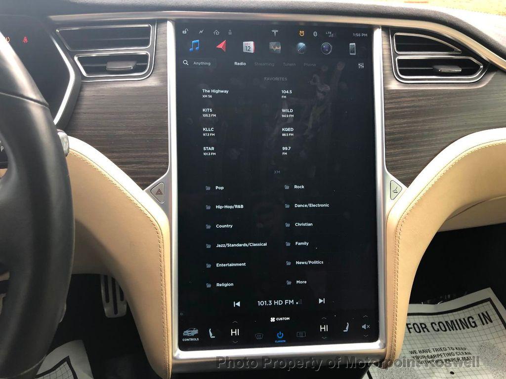 2016 Tesla Model S Tesla Model S 2016.5 P90D - 18401809 - 16