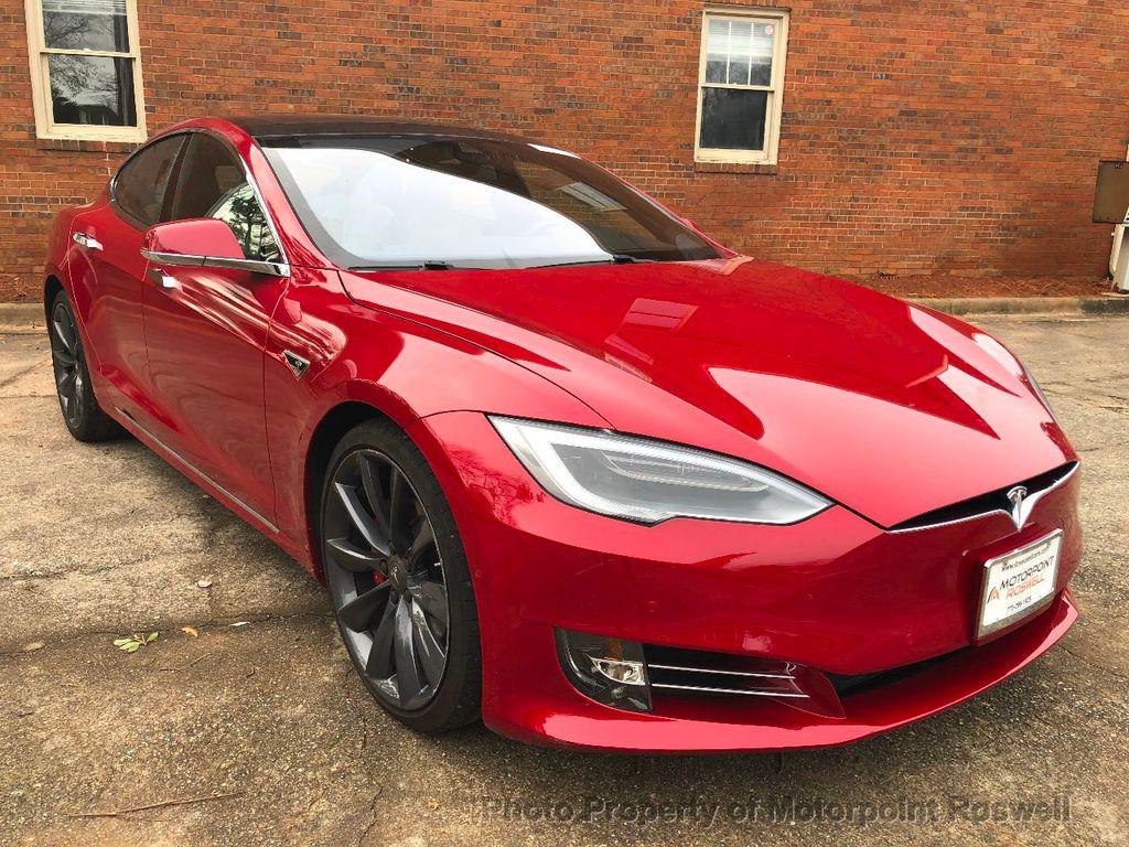 2016 Tesla Model S Tesla Model S 2016.5 P90D - 18401809 - 1