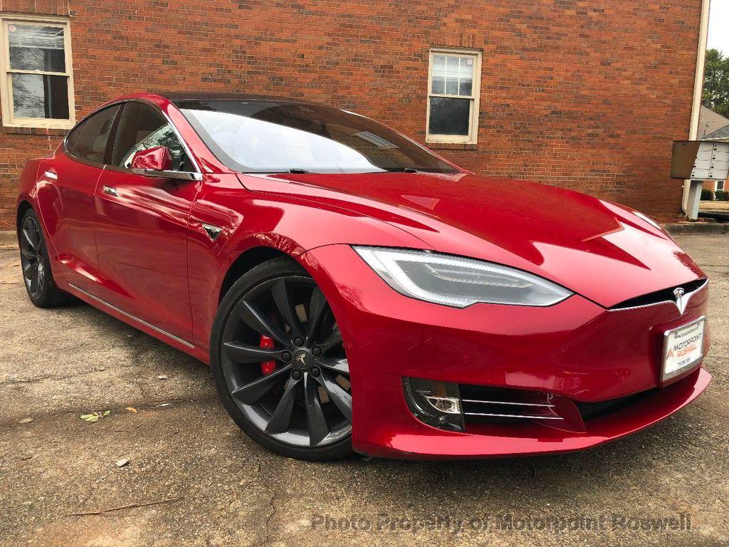 2016 Tesla Model S Tesla Model S 2016.5 P90D - 18401809 - 24