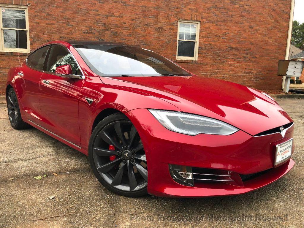 2016 Tesla Model S Tesla Model S 2016.5 P90D - 18401809 - 25