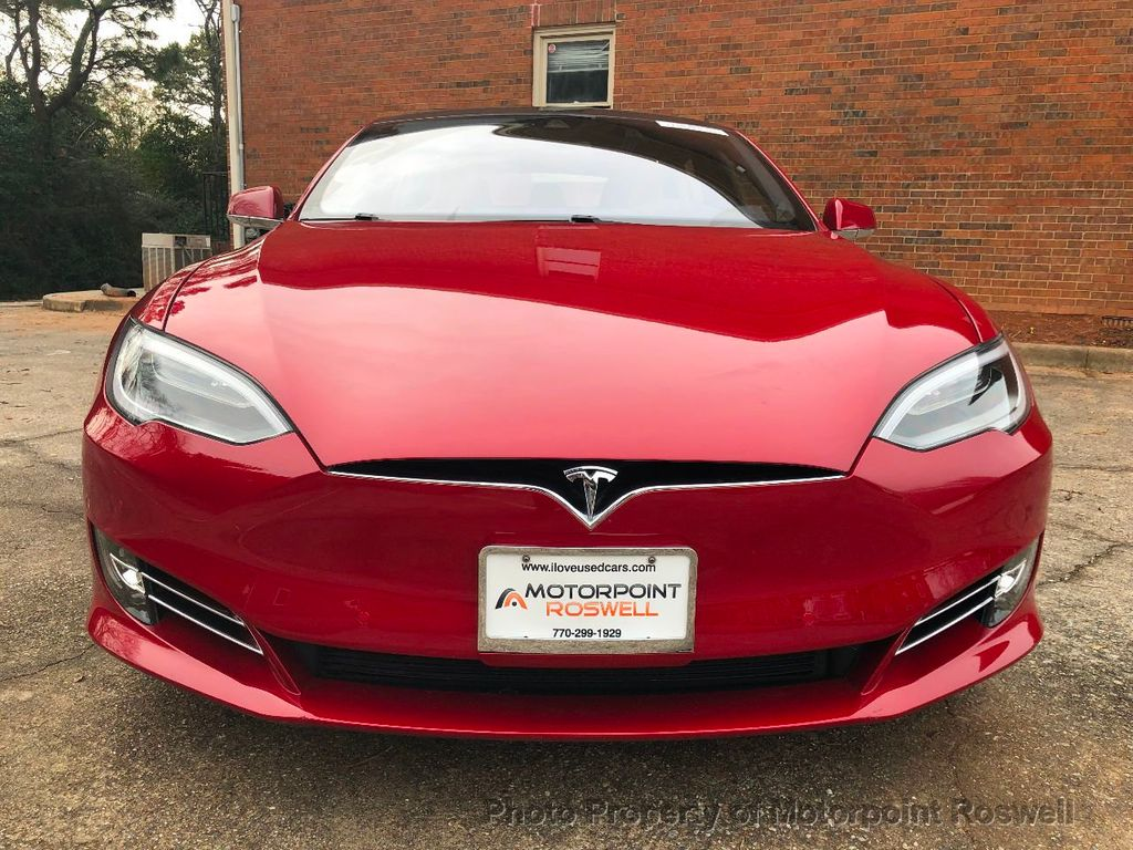 2016 Tesla Model S Tesla Model S 2016.5 P90D - 18401809 - 2