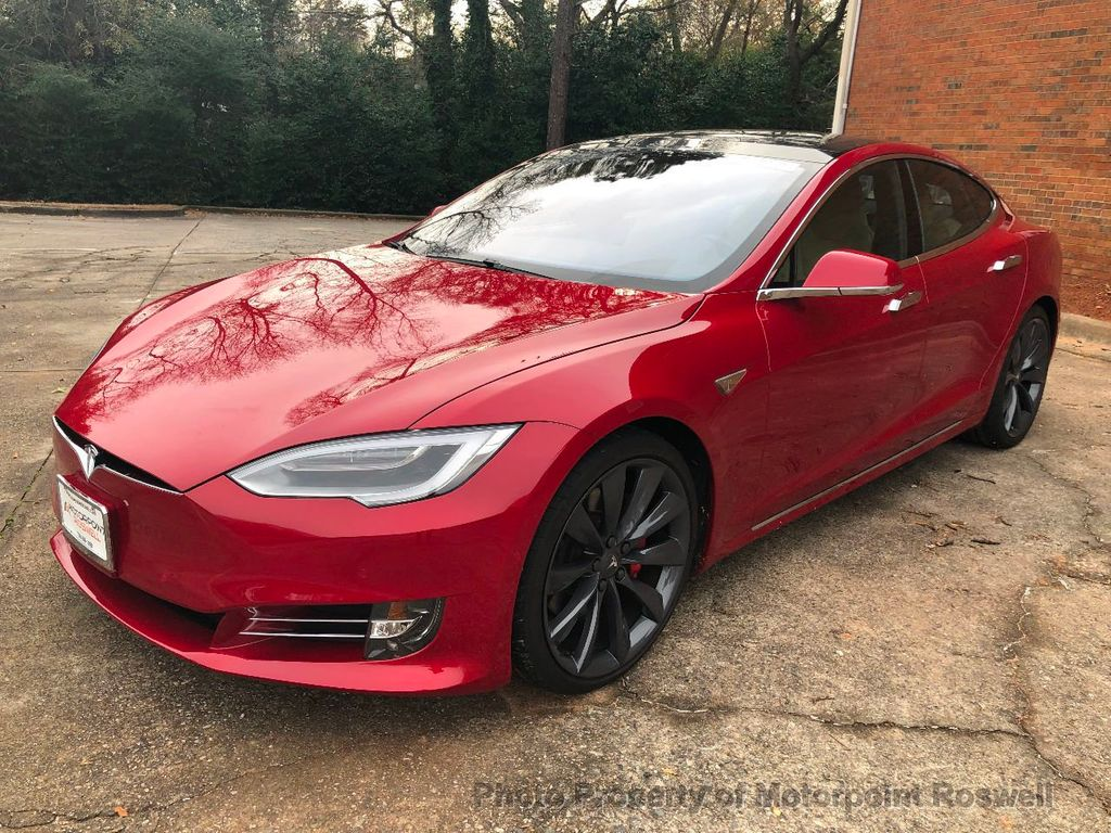2016 Used Tesla Model S Tesla Model S 20165 P90d At Motorpoint Roswell Ga Iid 18401809