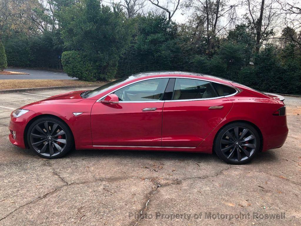 2016 Used Tesla Model S Tesla Model S 20165 P90d At Motorpoint Roswell Ga Iid 18401809