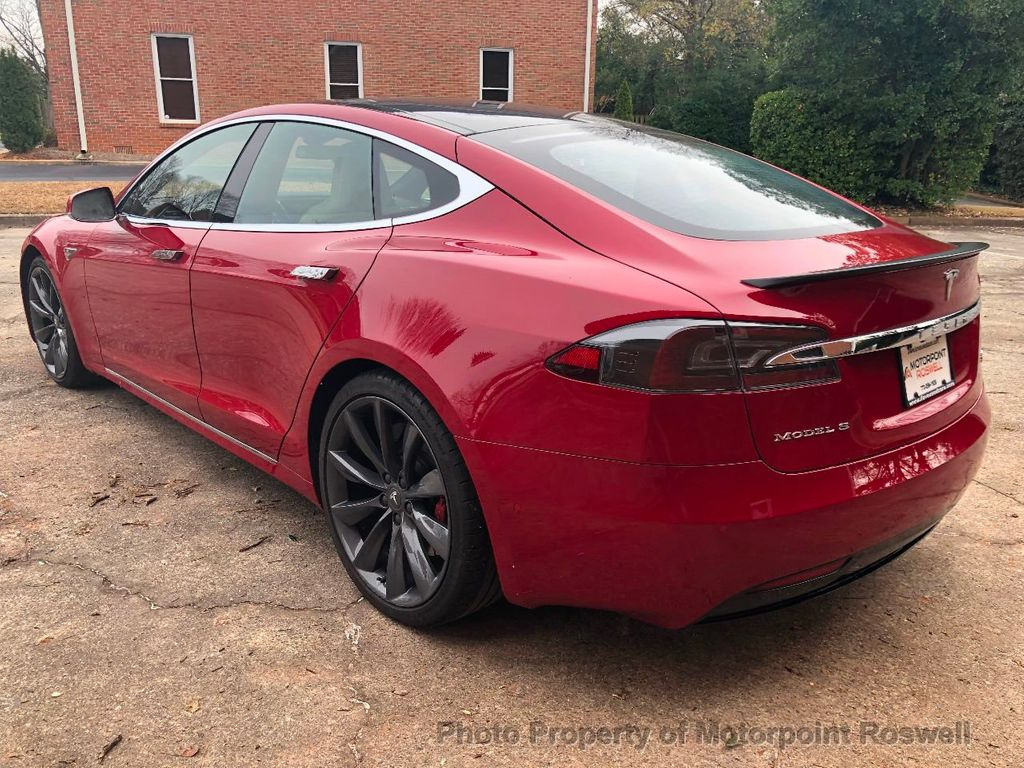 2016 Tesla Model S Tesla Model S 2016.5 P90D - 18401809 - 5