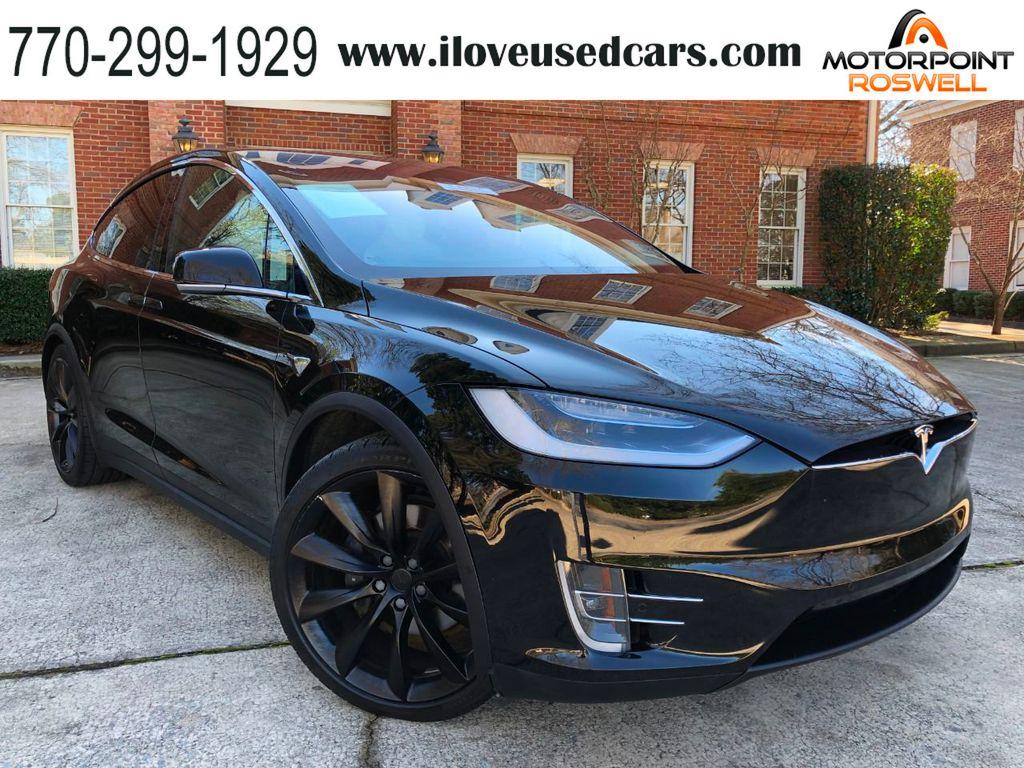 2016 Tesla Model X AWD 4dr 75D - 18528197 - 0