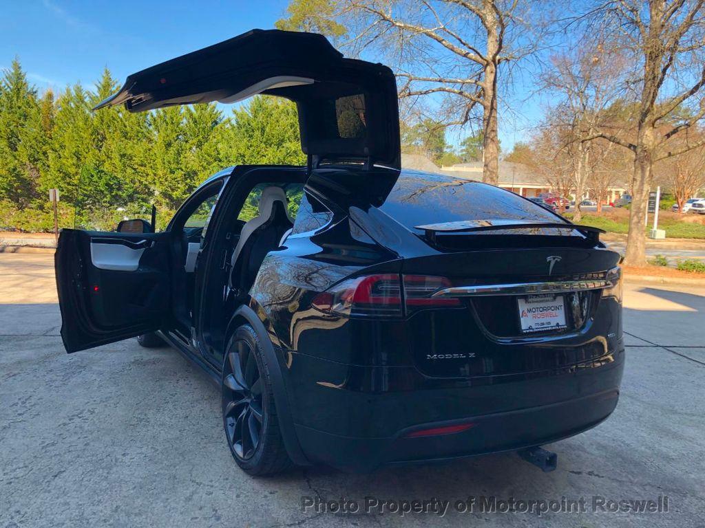 2016 Tesla Model X AWD 4dr 75D - 18528197 - 10