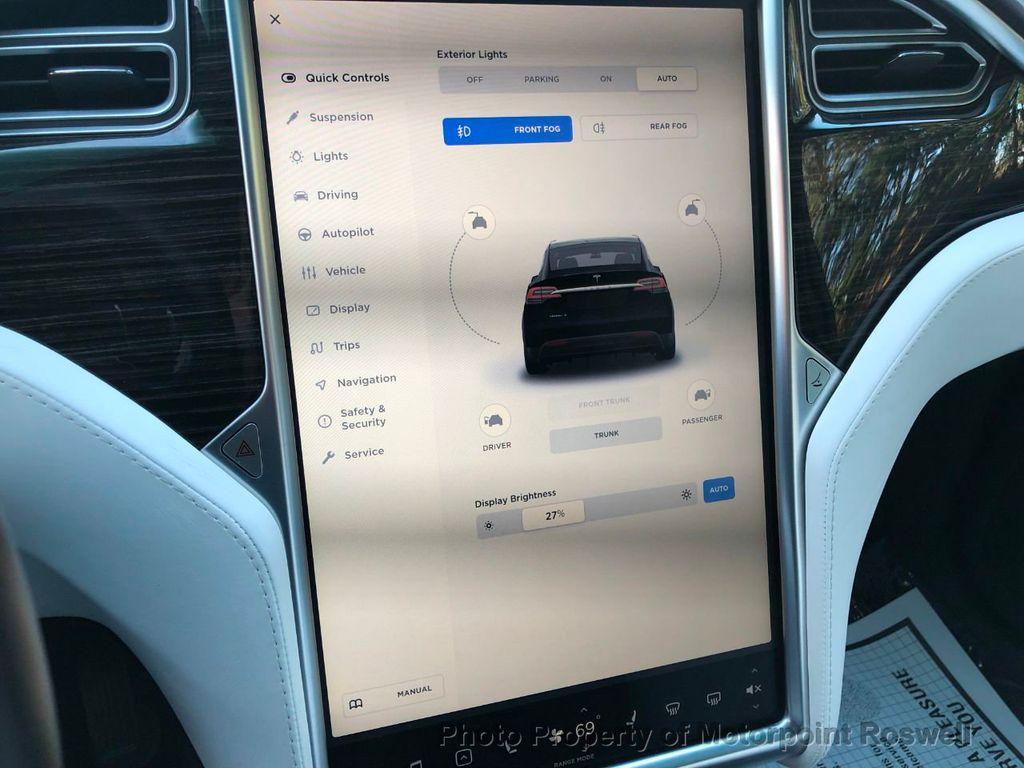 2016 Tesla Model X AWD 4dr 75D - 18528197 - 14