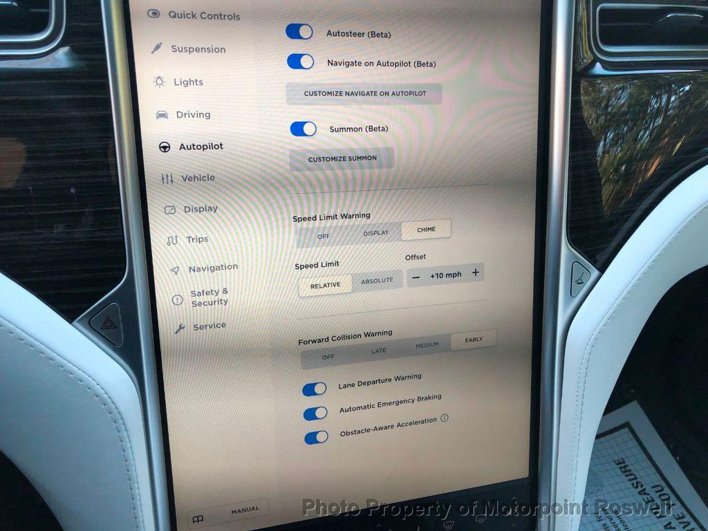 2016 Tesla Model X AWD 4dr 75D - 18528197 - 16