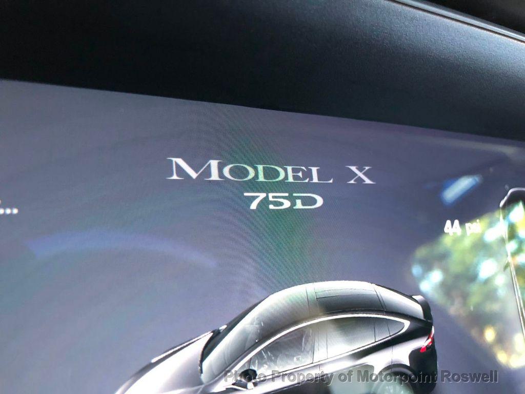 2016 Tesla Model X AWD 4dr 75D - 18528197 - 17