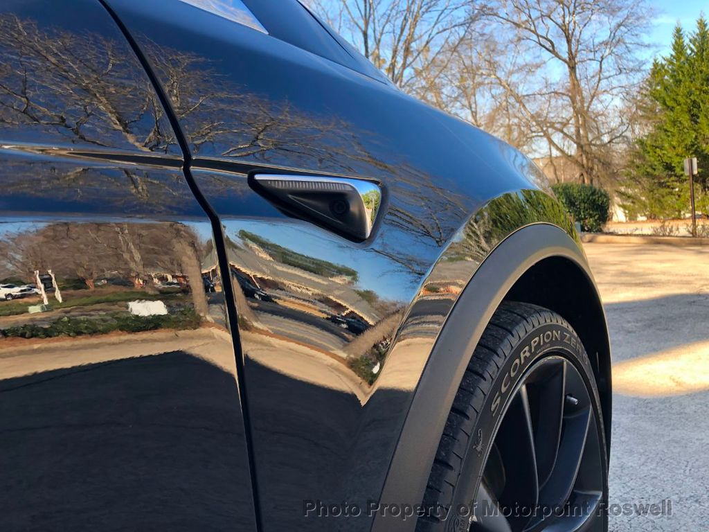 2016 Tesla Model X AWD 4dr 75D - 18528197 - 21