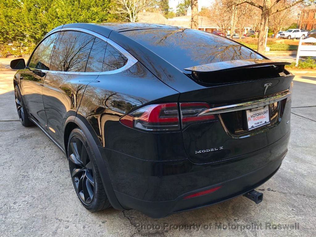 2016 Tesla Model X AWD 4dr 75D - 18528197 - 3