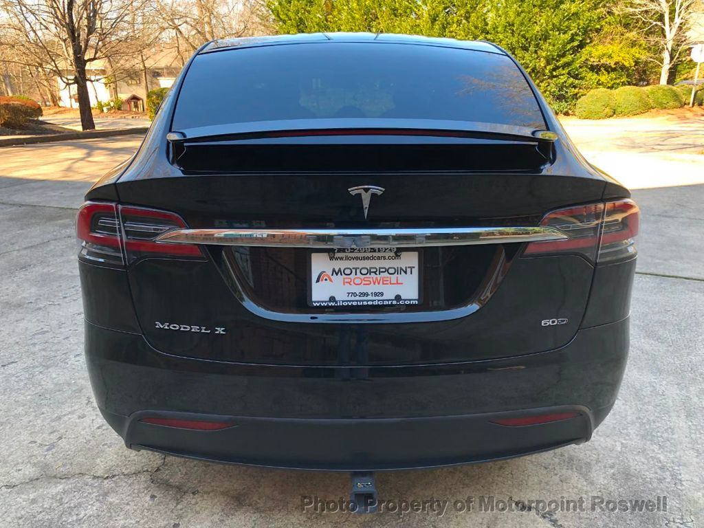2016 Tesla Model X AWD 4dr 75D - 18528197 - 4