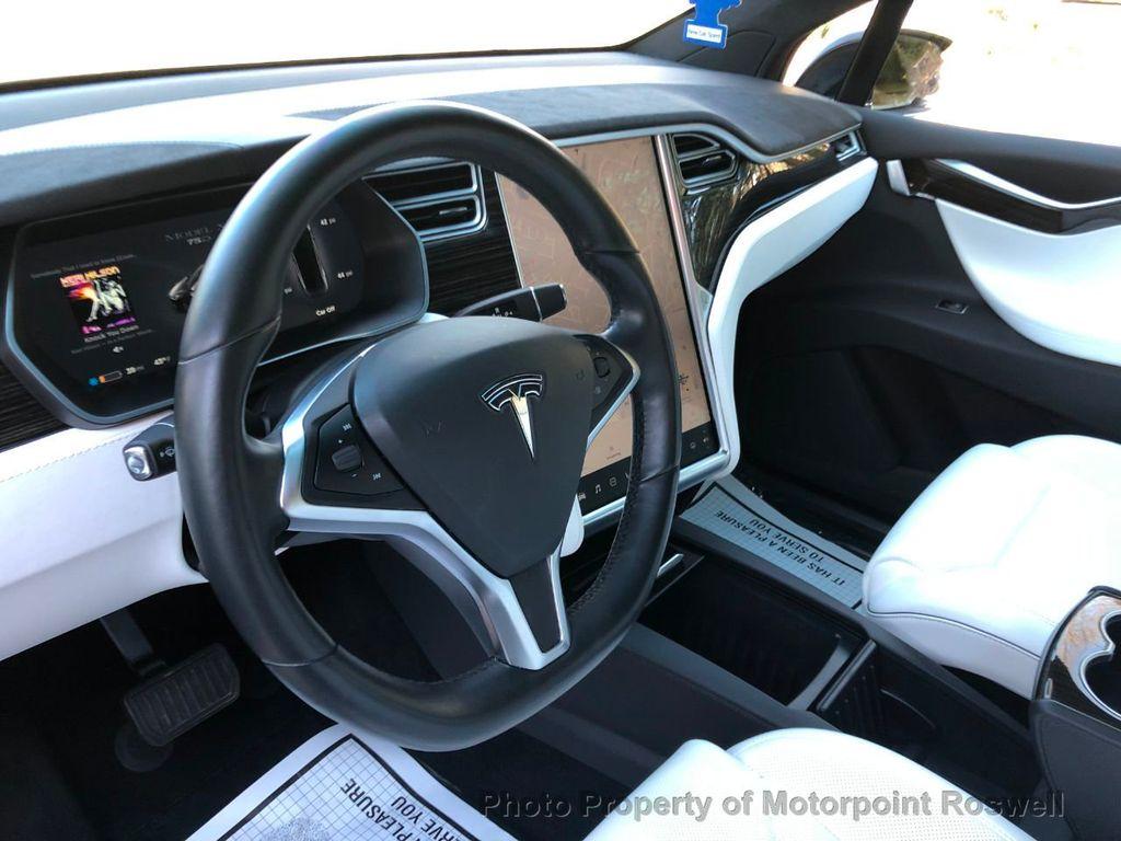 2016 Tesla Model X AWD 4dr 75D - 18528197 - 7
