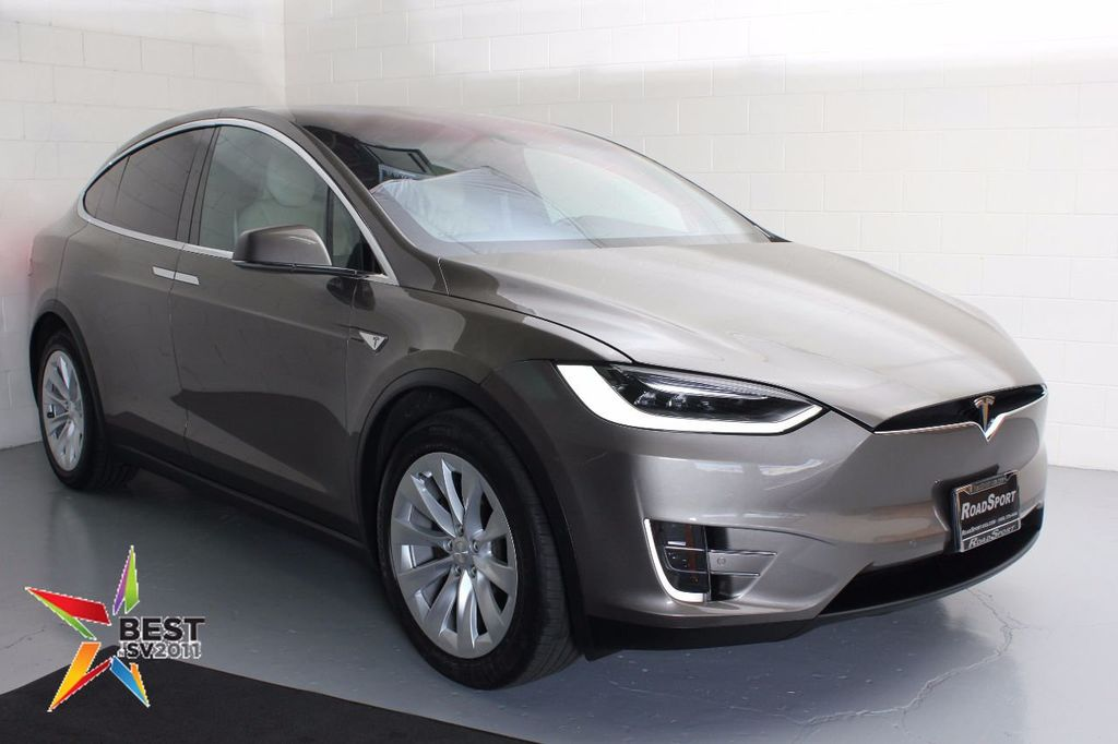 2016 Tesla Model X AWD 4dr 75D - 16875812 - 0