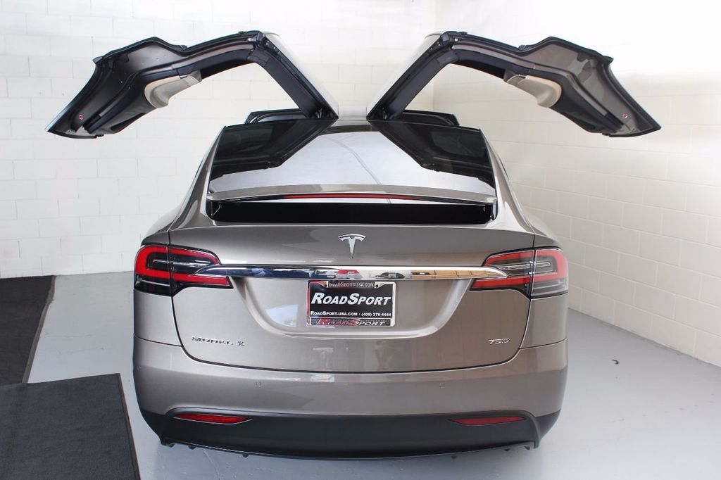 2016 Tesla Model X AWD 4dr 75D - 16875812 - 9