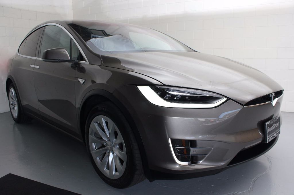 2016 used tesla model x awd 4dr 75d at roadsport serving. Black Bedroom Furniture Sets. Home Design Ideas