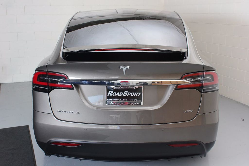 2016 Tesla Model X AWD 4dr 75D - 16875812 - 15