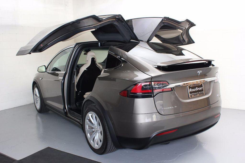 2016 Tesla Model X Awd 4dr 75d 16875812 8