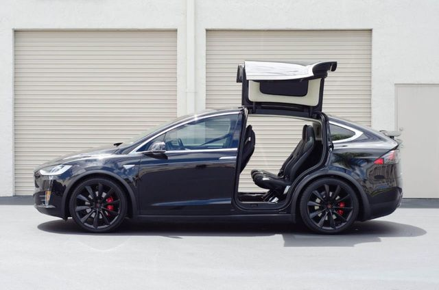 2016 Tesla Model X AWD 4dr 90D