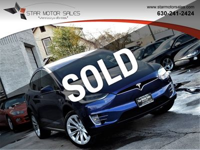 2016 Tesla Model X AWD 4dr 90D SUV