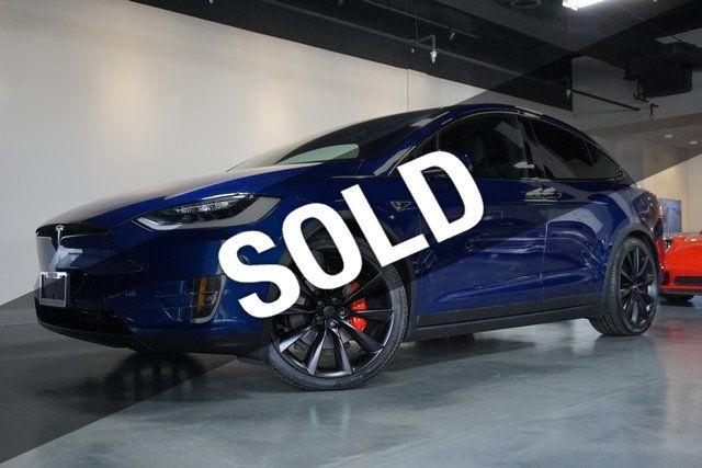 2016 Tesla Model X AWD 4dr P90D