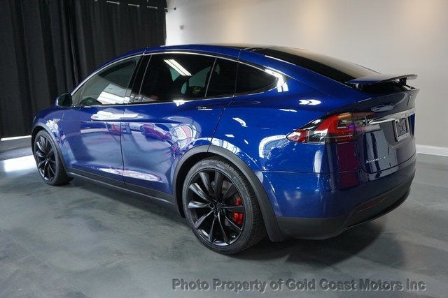 2016 Tesla Model X AWD 4dr P90D - Click to see full-size photo viewer