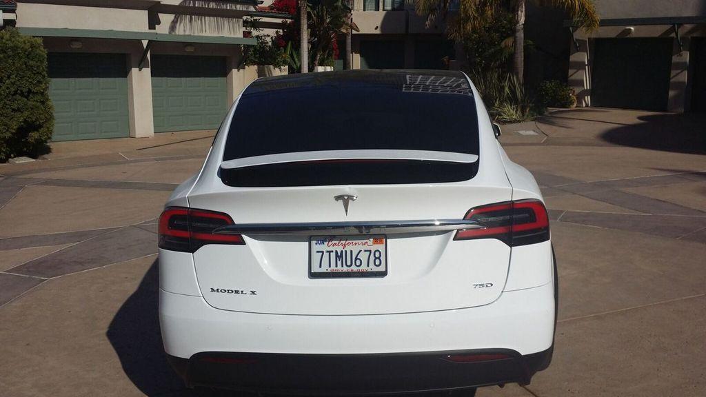 2016 Tesla Model X Model X 75D - 17103281 - 31