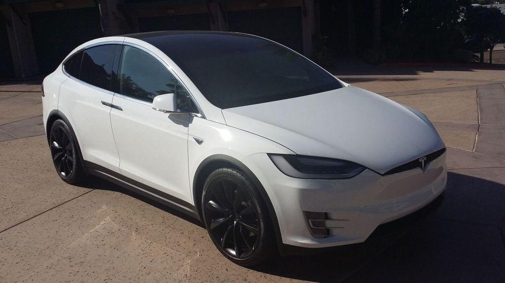 2016 Tesla Model X Model X 75D - 17103281 - 33